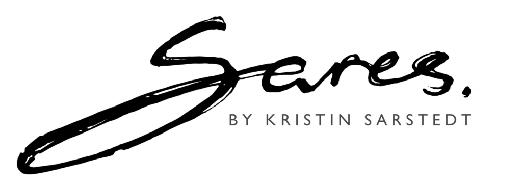 Sares by Kristin Sarstedt logga